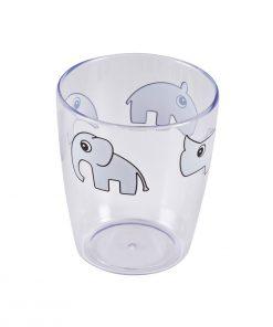 Mini Glas Yummy Grau Done by deer auf www.mina-lola.com