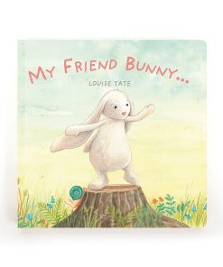 Buch My Friend Bunny auf www.mina-lola.com von Jellycat
