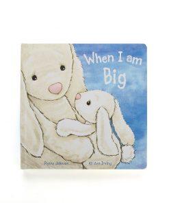 Buch When I Am Big auf www.mina-lola.com von Jellycat