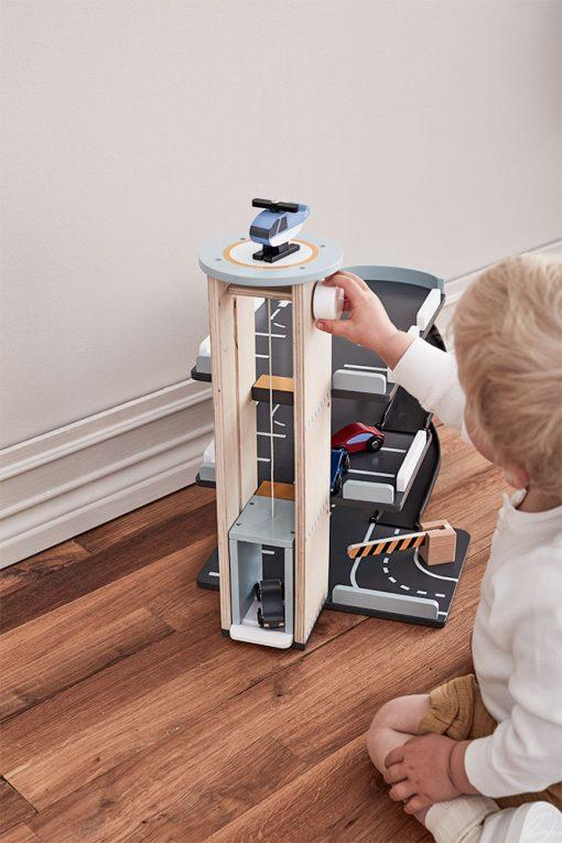 Car Park Aiden auf www.mina-lola.com von Kids Concept