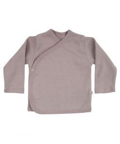 Baby T-Shirt MINI Dusty Rose Minimalisma auf www.mina-lola.com