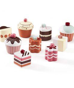 Cupcake Set auf www.mina-lola.com von Kids Concept