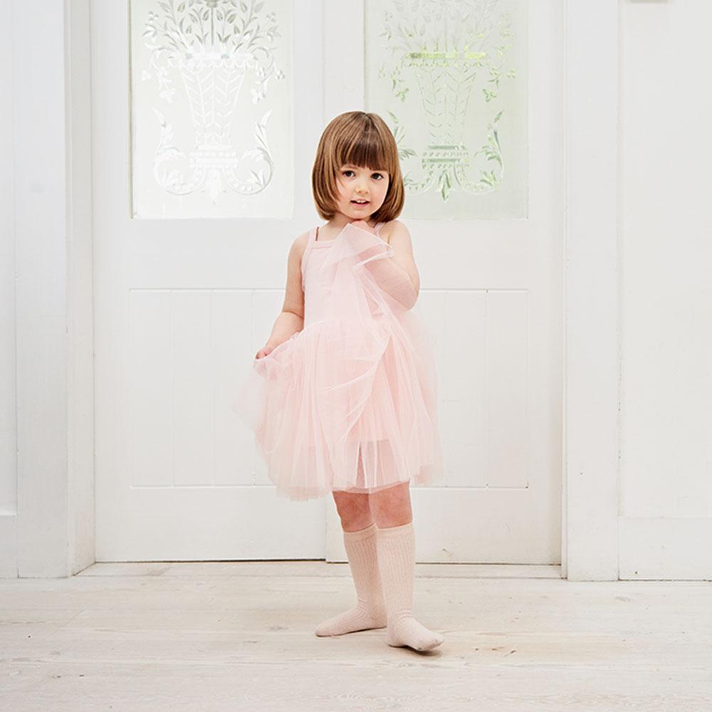Kleid Blushing Pink Bob and Blossom auf www.mina-lola.com