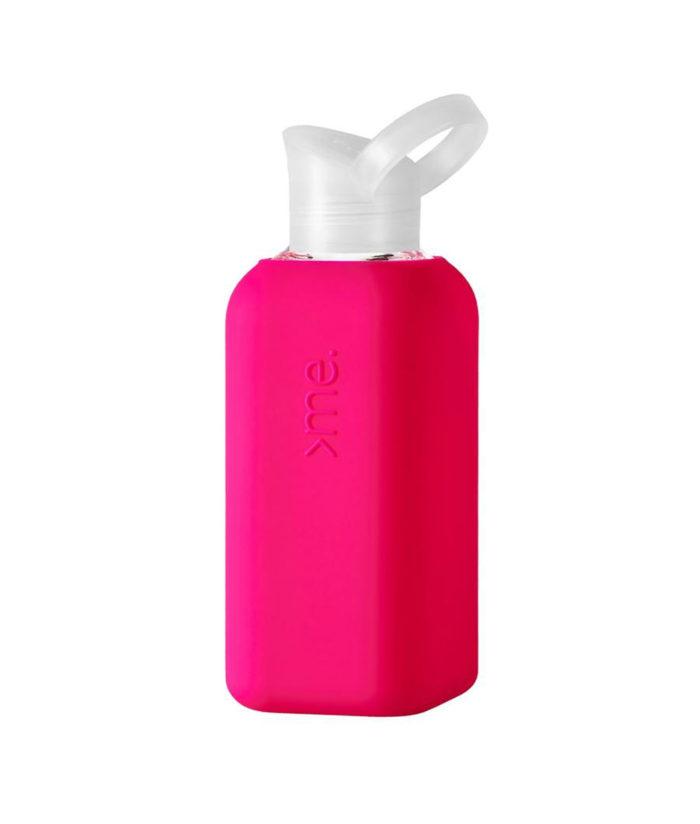 Wasserflasche PINK Squireme auf www.mina-lola.com