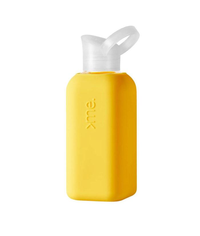 Wasserflasche YELLOW Squireme auf www.mina-lola.com