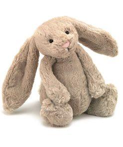 Kuscheltier Bashful Beige Bunny Small auf www.mina-lola.com von Jellycat