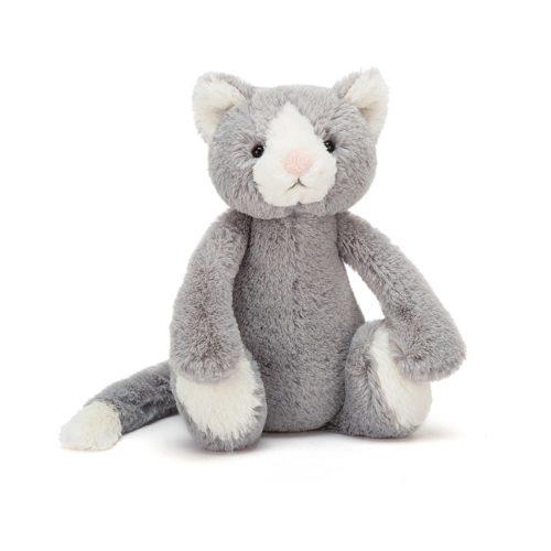Kuscheltier Bashful Cat auf www.mina-lola.com von Jellycat