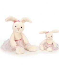 Kuscheltier Belle Bunny Ballet auf www.mina-lola.com von Jellycat