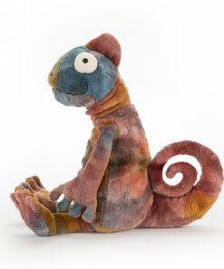 Kuscheltier Colin Chameleon auf www.mina-lola.com von Jellycat