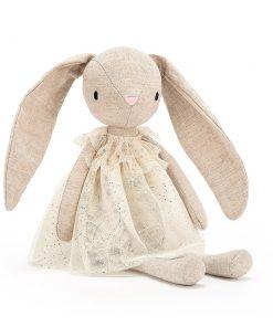 Kuscheltier Jolie Bunny auf www.mina-lola.com von Jellycat
