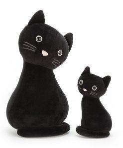 Kuscheltier Lucky Black Cat auf www.mina-lola.com von Jellycat