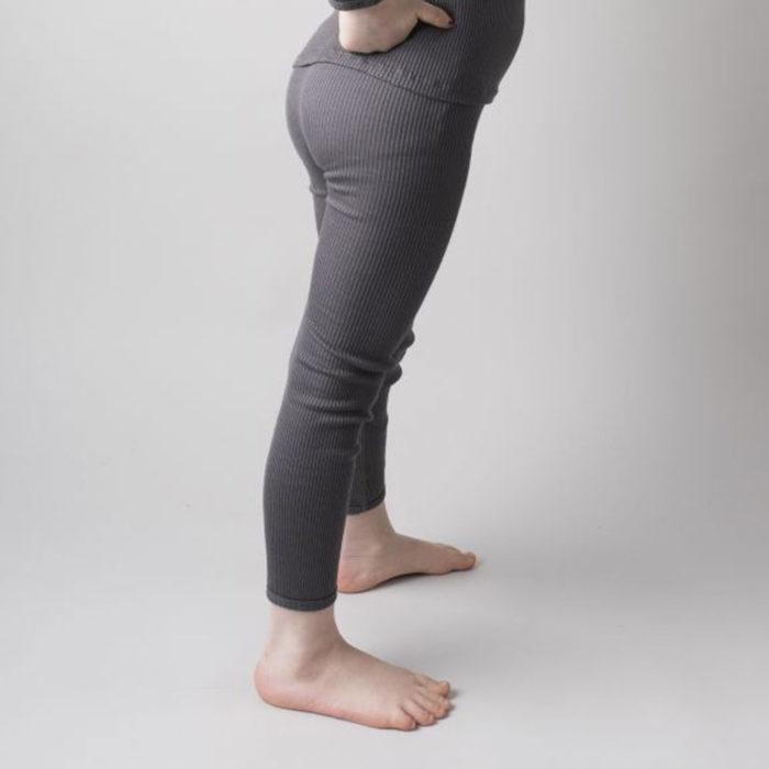Leggings Bieber dark grey auf www.mina-lola.com von Minimalisma