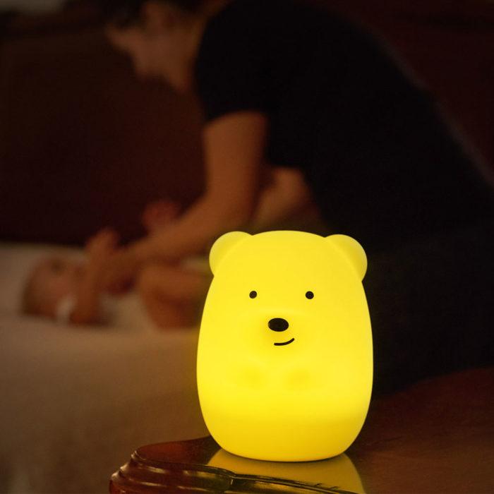 Nachtlicht LumiPets Bear auf www.mina-lola.com