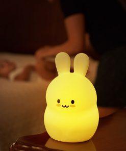 Nachtlicht LumiPets Bunny auf www.mina-lola.com