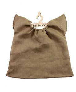 Puppenkleid AUGUSTINE beige auf www.mina-lola.com von Minikane