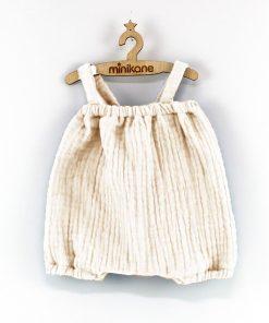 Puppenkleidung Baby Bloomer Weiß auf www.mina-lola.com von Minikane