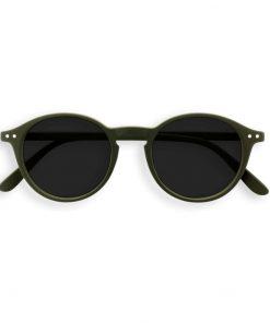 Sonnenbrille ADULTS #D Kaki Green Izipizi auf www.mina-lola.com