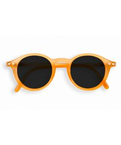 Sonnenbrille JUNIOR #D Orange Izipizi auf www.mina-lola.com