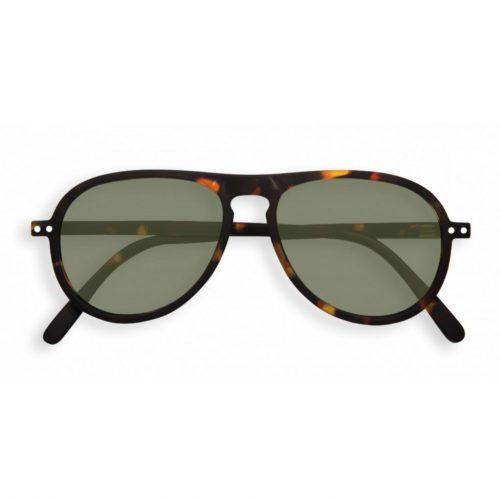 Sonnenbrille ADULTS #I TORTOISE Izipizi auf www.mina-lola.com