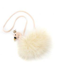 Tasche Fancy Swan auf www.mina-lola.com von Jellycat