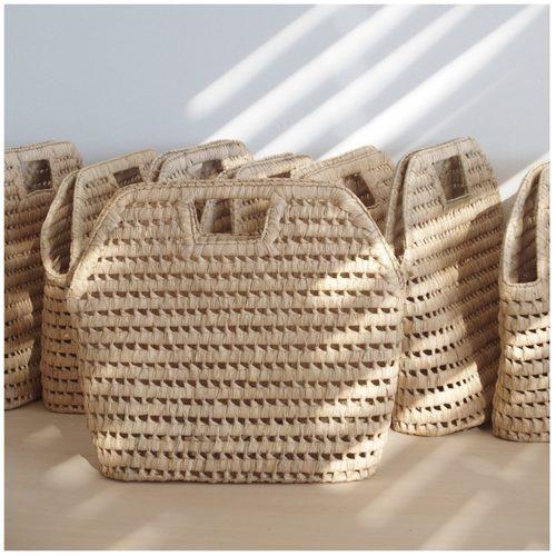 Tasche NORA Small auf www.mina-lola.com von Mikanu