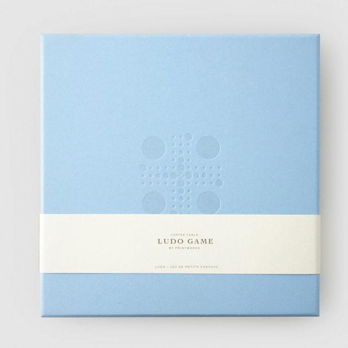 Ludo Game Printworkers auf www.mina-lola.com