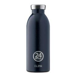 24bottles Thermoflasche Rustic Deep Blue 500ml auf www.mina-lola.com