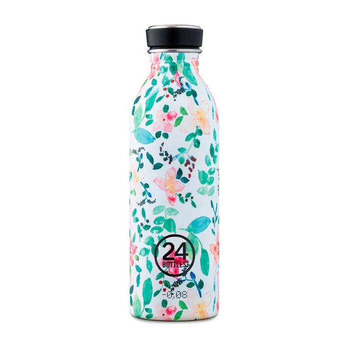 24bottles Trinkflasche LITTLE BUDS 0,5l auf www.mina-lola.com