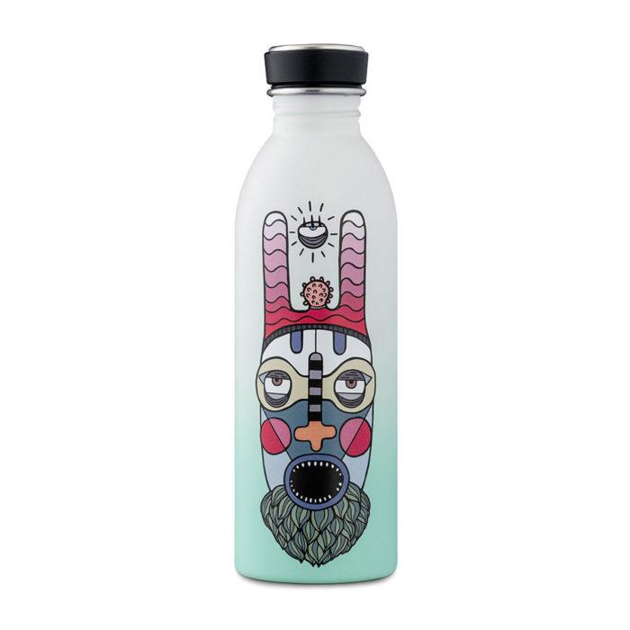 24bottles Trinkflasche SAKRA 0,5l auf www.mina-lola.com