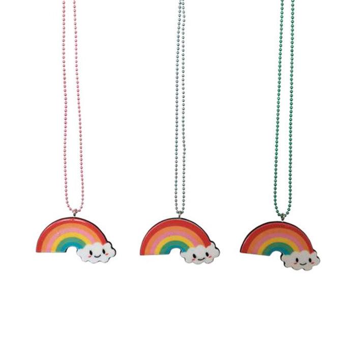 Halskette Kawaii Rainbow Pop Cutie auf www.mina-lola.com