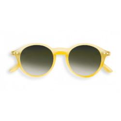 Sonnenbrille ADULTS #D Yellow Chrome Sun auf www.mina-lola.com von Izipizi