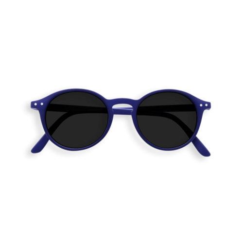 Sonnenbrille JUNIOR #D Navy Blue Izipizi auf www.mina-lola.com