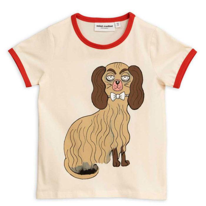 T-Shirt Dashing DOG von Mini Rodini auf www.mina-lola.com