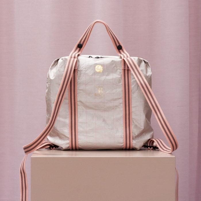 Backpack LOUA DUSTY GOLD auf www.mina-lola.com von Tinne & Mia