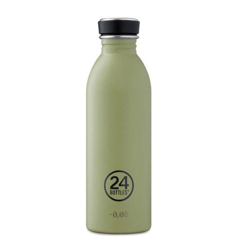 24bottles Trinkflasche Stone Sage 0,5l auf www.mina-lola.com