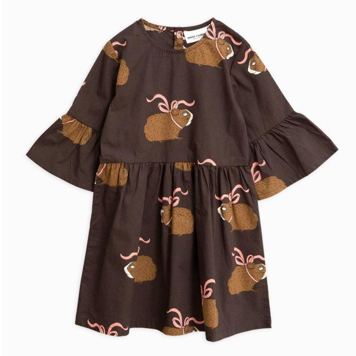 Dress Posh Guinea auf www.mina-lola.com von Mini Rodini