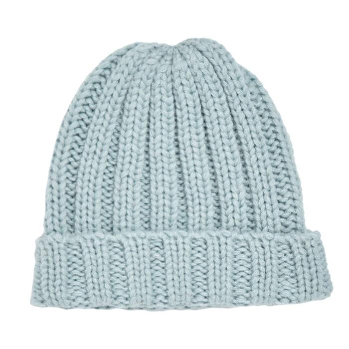 Knit Hat Softy Seal Maed for Mini auf www.mina-lola.com