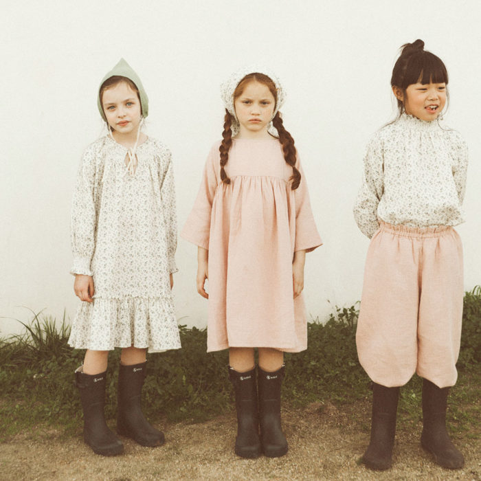 Kleid Liilu Misty Rose von Liilu auf www.mina-lola.com