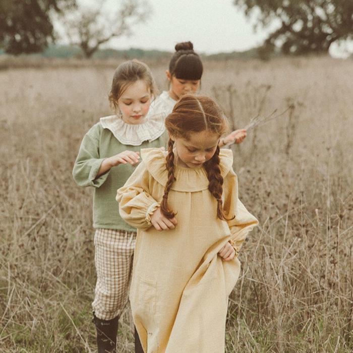 Kleid OANA von Liilu auf www.mina-lola.com