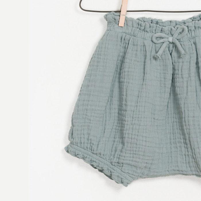 Baby Girl Shorts Woven GENUINE von Play Up auf www.mina-lola.com