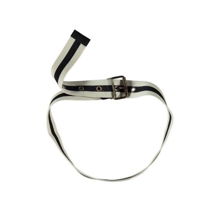 Gürtel gestreift von Piupiuchick auf www.mina-lola.com
