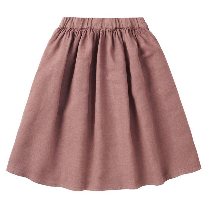 Adult Midi Skirt Antler Mingo auf www.mina-lola.com