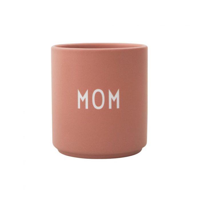 Porzellan Becher MOM Design Letters auf www.mina-lola.com