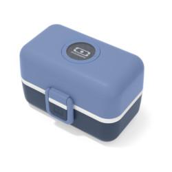Jausenbox Tresor BLUE Infinity Monbento auf www.mina-lola.com