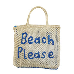 Korbtasche BEACH PLEASE von The Jacksons auf www.mina-lola.com