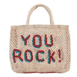 Korbtasche YOU ROCK von The Jacksons auf www.mina-lola.com