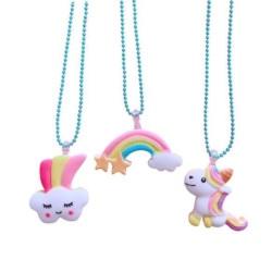 Halsketten Regenbogen Pop Cutie auf www.mina-lola.com