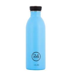 Trinkflasche 24bottles Lagoon Blue auf www.mina-lola.com