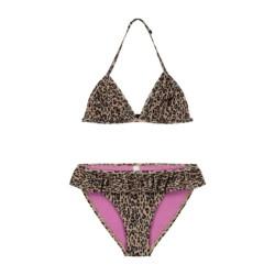 Bikini LEOPARD Dreieck von Shiwi auf www.mina-lola.com