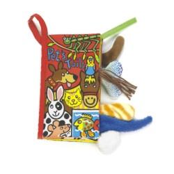 Activity Buch PET TAILS von Jellycat
